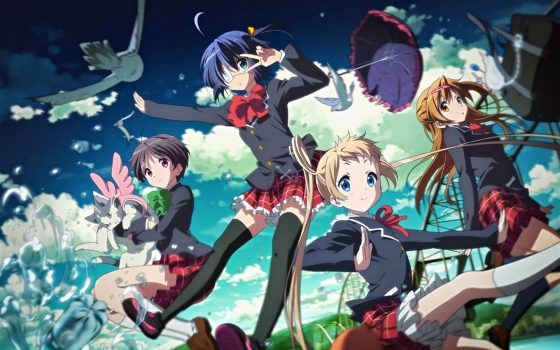 Chuunibyou-demo-Koi-ga-Shitai-Love-Chunibyou-Other-Delusions-Take-on-Me-560x350 Sentai Filmworks Licenses Kyoto Animations' Love, Chunibyo & Other Delusions! Take on Me
