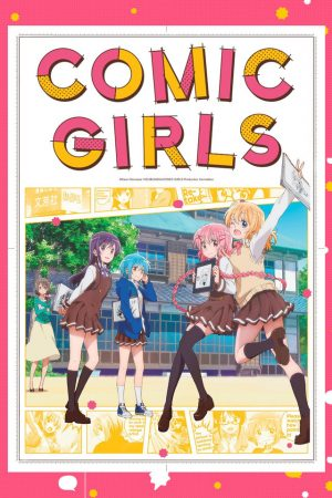 Comic Girls Reveals Three Episode Impression!
