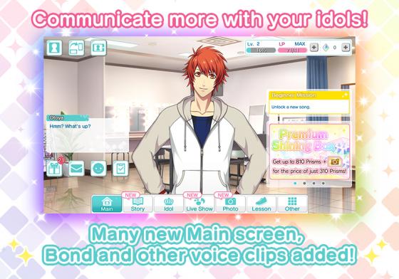"Update-UtaPri-Spring-560x237 Brand New Spring Campaign for ""Utano☆Princesama Shining Live"" Officially Kicks Off!"