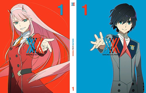 DARLING-in-the-FRANXX-1 Weekly Anime Ranking Chart [07/25/2018]