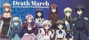 Death March kara Hajimaru Isekai Kyousoukyoku (Death March to the Parallel World Rhapsody) Review - An All too Familiar Isekai Story