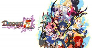 Disgaea 5 Complete for PC Arrives Exclusively on Steam May 7, 2018