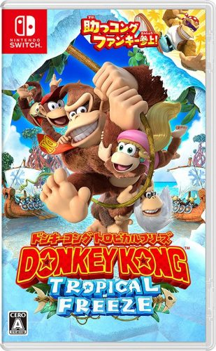 Donkey-Kong-Tropical-Freeze-309x500 Weekly Game Ranking Chart [04/26/2018]