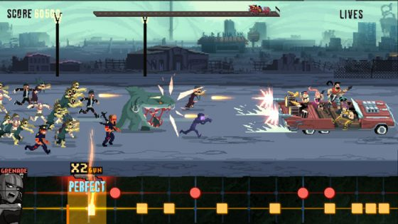 Double-Kick-Heroes-Logo-500x181 Double Kick Heroes - Steam/PC Review