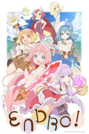 Winter Original Fantasy Adventure Anime Endro~ Drops Three Episode Impression!