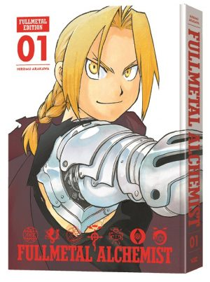 VIZ Media Launches Manga Release Of FULLMETAL ALCHEMIST: FULLMETAL EDITION