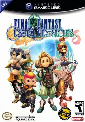 Final-Fantasy-Crystal-Chronicles-Wallpaper Top 10 Nintendo Gamecube Game OST [Best Recommendations]