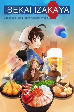 Isekai Izakaya Nobu Review - Friends, Food, and Whatsontap