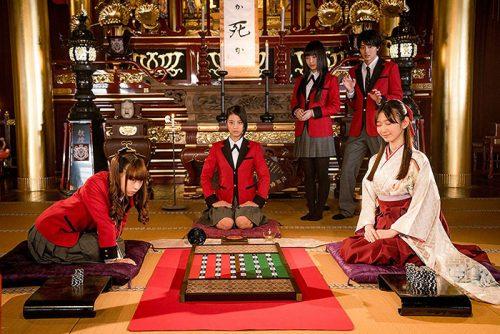 Kakegurui-dorama-Wallpaper Kakegurui Dorama Review: Twisted Yet Faithful & Charming