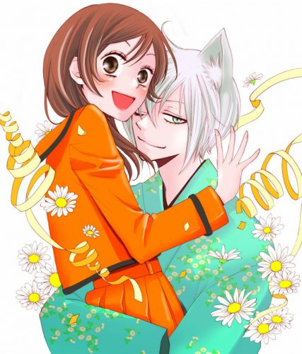 Kamisama-Hajimemashita-Wallpaper-427x500 Top 4 Manga By Suzuki Julietta [Best Recommendations]
