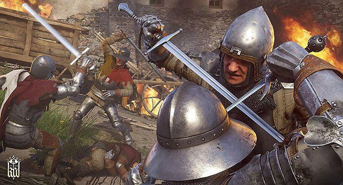 Kingdom-Come-Deliverance-wallpaper-700x377 Top 10 Cutscenes in Video Games [Best Recommendations]