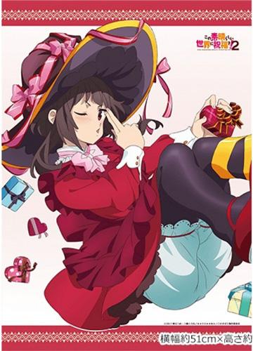 megumin-Konosubarashii-Sekai-ni-Shukufuku-wo-Konosuba-wallpaper-700x492 Top 10 Isekai Anime Characters