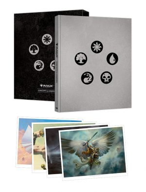VIZ Media Details Summer Release Of MAGIC: THE GATHERING - CONCEPTS AND LEGENDS