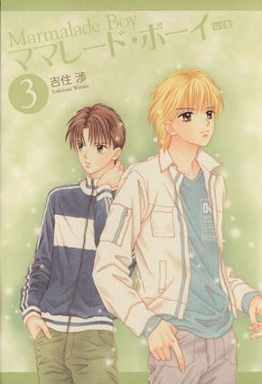 Marmalade-Boy-wallpaper Top Manga by Yoshizumi Wataru [Best Recommendations]
