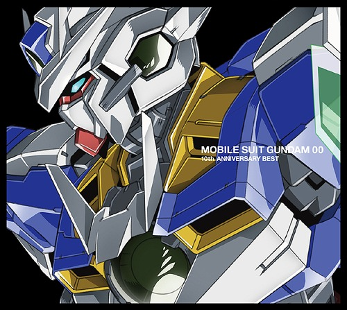 Mobile-Suits-Gundam-00-10th-Anniversary-Best Mobile Suit Gundam 00 to Get Sequel!!