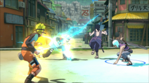 NARUTO SHIPPUDEN: Ultimate Ninja STORM Trilogy Now Available on Nintendo Switch