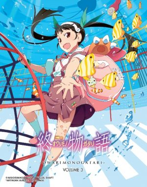 Aniplex of America Announces  OWARIMONOGATARI  Final Blu-ray Set Coming This Summer