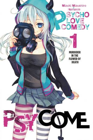 6 Light Novels Like PSYCOME [Recommendations]
