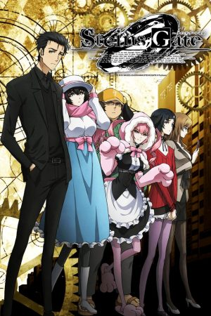 Steins;Gate 0(Zero) Unveils 2nd Cours Key Visual!