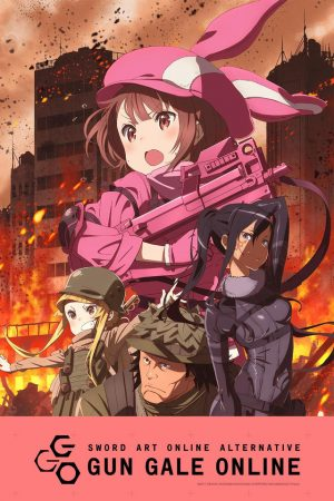 Sword-Art-Online-Gun-Gale-Online-300x450 Is Sword Art Online Alternative: Gun Gale Online The Same SAO Story or Something Different? Three Episode Impression Unveiled!