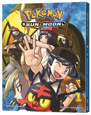 VIZ Media adds Another Awesome New Manga to their Line-up; POKÉMON SUN & MOON!