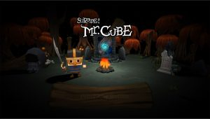 Intragames' Latest creation, Survive! Mr. Cube, is Out NOW for PlayStation 4!