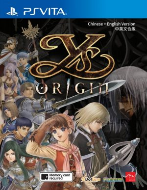 Ys-Origin-game-300x387 Ys Origin - Xbox One Review