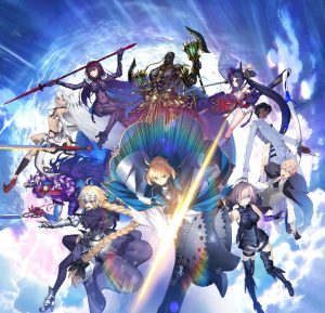 Fate/Grand Order is Officially Available in South-East Asia!
