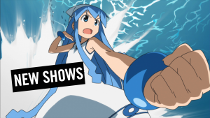 "Get Sucked Back into the Adorable World of ""Squid Girl"" on HIDIVE!"