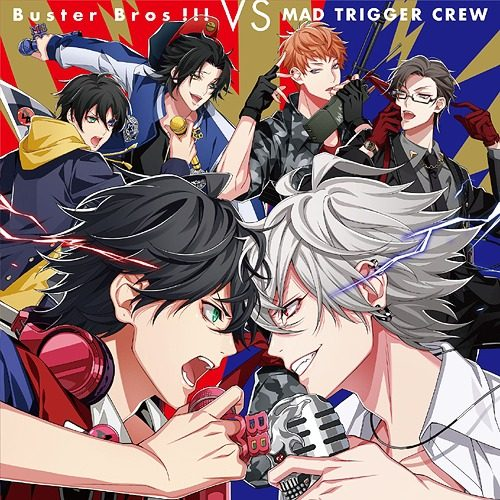 Buster-Bros-VS-MAD-TRIGGER-CREW-500x500 Weekly Anime Music Chart  [05/14/2018]
