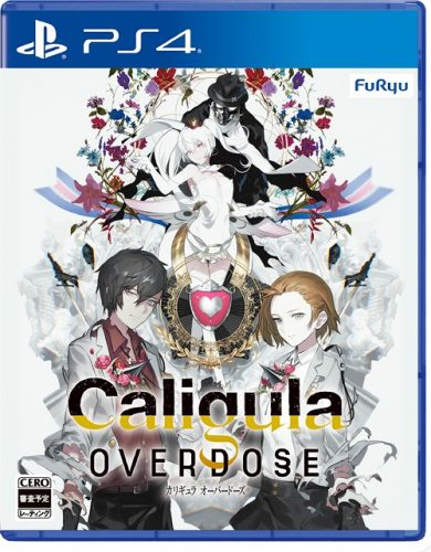 Caligula-Overdose-390x500 Weekly Game Ranking Chart [05/10/2018]
