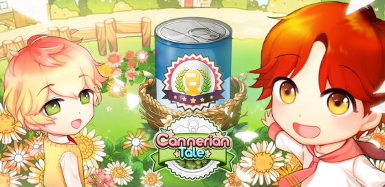 Cannerian-tale-logo [Cannerian Tale] The Chibi style Visual Novel Game is Coming in May!