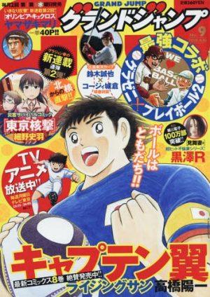 6 animes parecidos a Captain Tsubasa (2018)