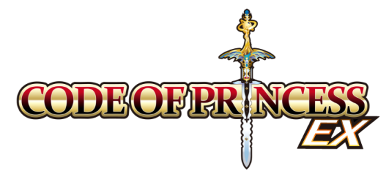 Code-of-Princess-EX-logo-560x260 CODE OF PRINCESS EX is Making its Way to Nintendo Switch July 31st!