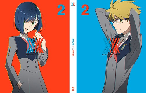 DARLING-in-the-FRANXX-2 Weekly Anime Ranking Chart [05/23/2018]
