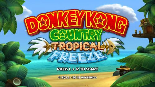 DKCTF-Logo-Donkey-Kong-Country-Tropical-Freeze-capture-500x281 Donkey Kong Country: Tropical Freeze - Nintendo Switch Review