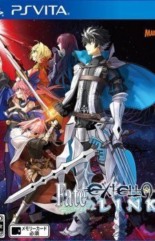 FateEXTELLA-LINK-391x500 Weekly Game Ranking Chart [06/07/2018]