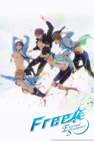 Free-Eternal-Summer-300x450 Is Free! 3rd Season Still Good? Three Episode Impression Now Out!