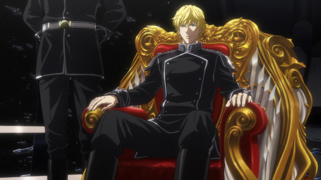 Ginga-Eiyuu-Densetsu-Die-Neue-These-Ledgend-of-the-Galactic-Heroes-wallpaper Animes clásicos que regresaron: el nuevo Legend of the Galactic Heroes