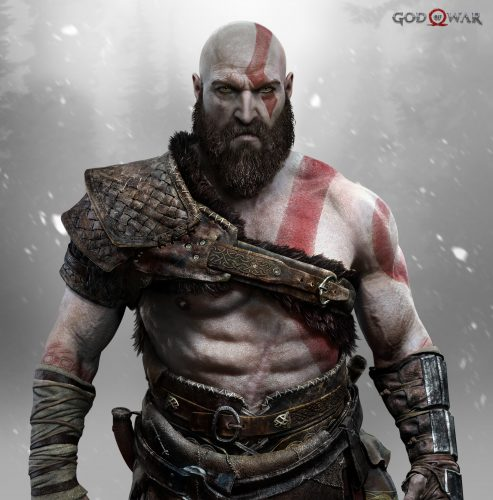 God-of-War-capture-2-493x500 [El flechazo de Honey] 5 características destacadas de Kratos (God of War)