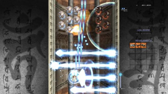 Ikaruga-Logo-500x281 Ikaruga - Nintendo Switch Review