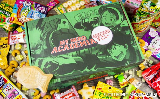 My-hero-academia-crate-1-560x345 FUNimation Announces Exclusive Partnership with Japan Crate for My Hero Academia!