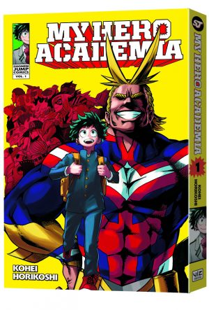 MyHeroAcademiaVigilantes-GN01-333x500 VIZ Media Launches MY HERO ACADEMIA: VIGILANTES Manga Series
