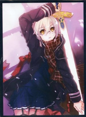 FateGrand-Order-Original-Soundtrack-II-388x500 [Thirsty Thursday] Top 10 Fate Grand/Order Waifus (Japan Version)