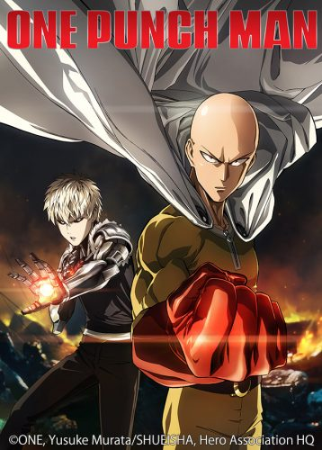 OnePunchMan-Anime-KeyArt-WCopy-sm-358x500 VIZ Media Officially Secures Master License for Season 2 of ONE PUNCH MAN!