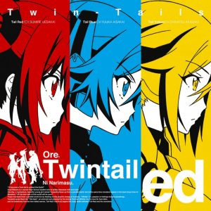 6 Anime Like Ore, Twintail ni Narimasu (Gonna be the Twin-Tail!!) [Recommendations]
