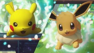 Let's GO on a NEW Adventure with Pokémon: Let's GO Pikachu/Let's GO Eevee!