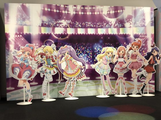 Pretty-Museum-1-560x420 PriPara & Kiratto☆Pri Chan the Movie: Kirakira Memorial Live Pretty Museum is Now Open!