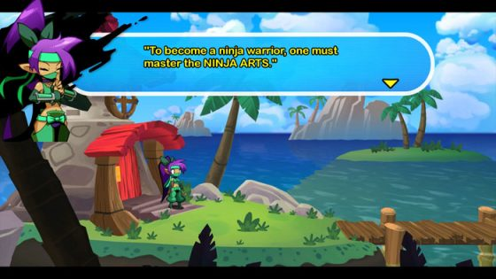 Shantae-Logo-Shantae-Half-Genie-Hero-Ultimate-Edition-capture-500x281 Shantae Half-Genie Hero: Ultimate Edition - Nintendo Switch Review