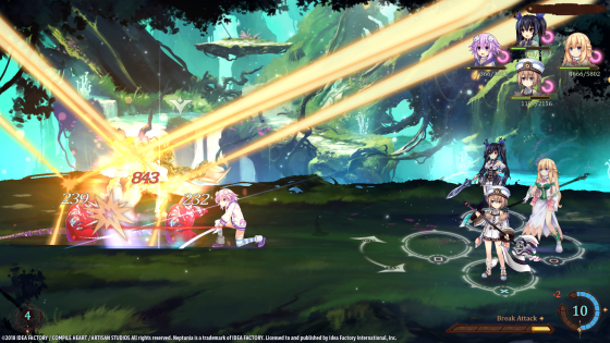 Super-Neptunia-RPG SUPER NEPTUNIA RPG is Headed to the West this Fall!